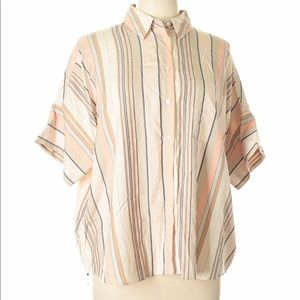 Madewell Shortsleeve Button Down
